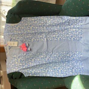 Vineyard Vines Blue/White Dress